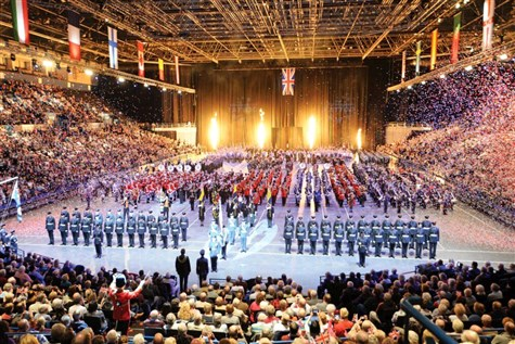 Bham International Tattoo 2019